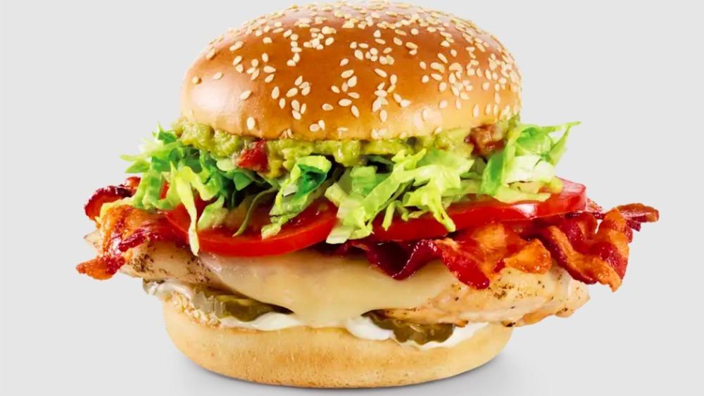 Red Robin's California Chicken Sandwich