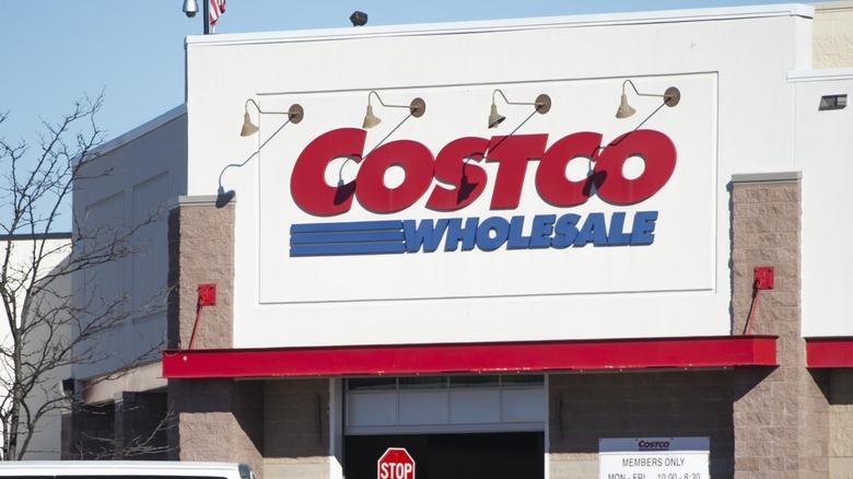 Costco shopping