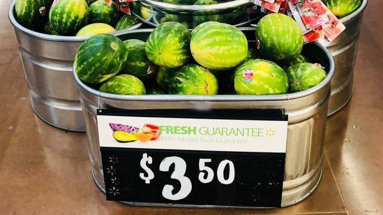 Walmart watermelons