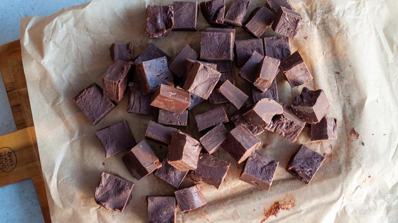 2-ingredient fudge