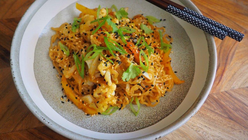 3-Ingredient stir fry sauce