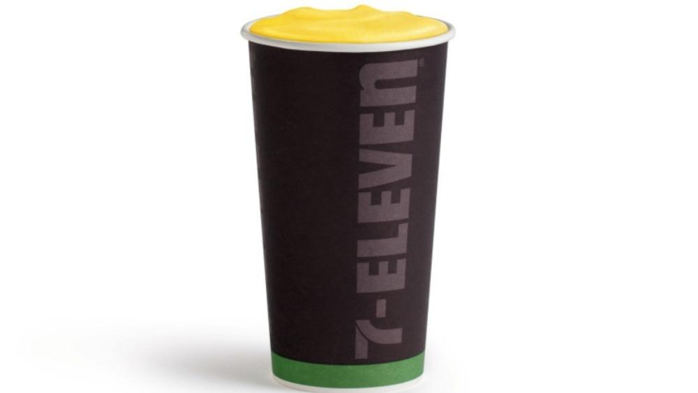 7-Eleven marshmallow latte