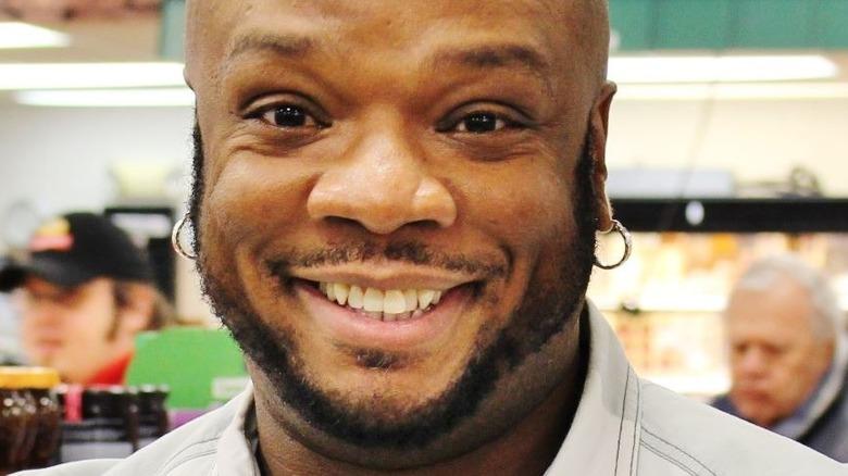 Chef Aaron McCargo Jr.