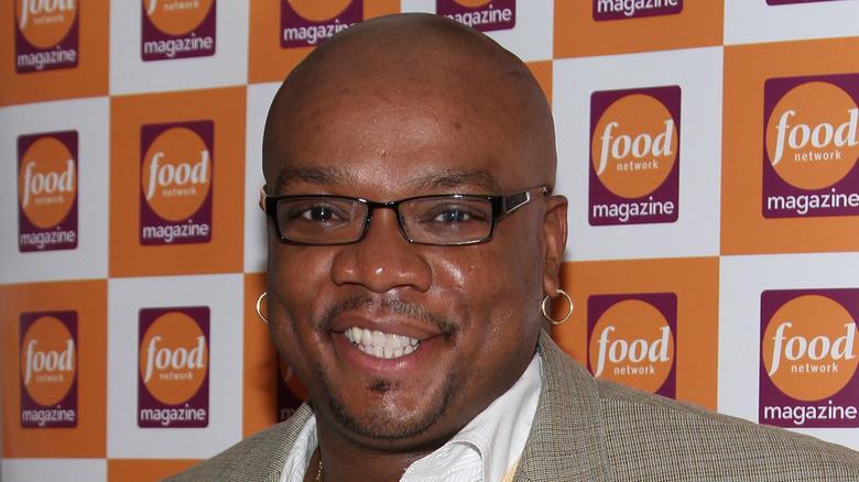 Food Network Star Aaron McCargo Jr