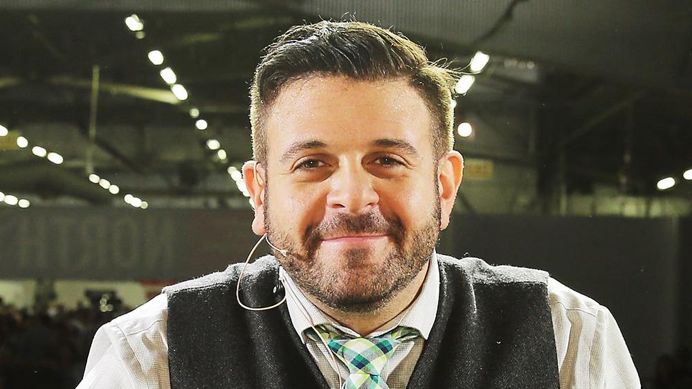 Modern Marvels host Adam Richman