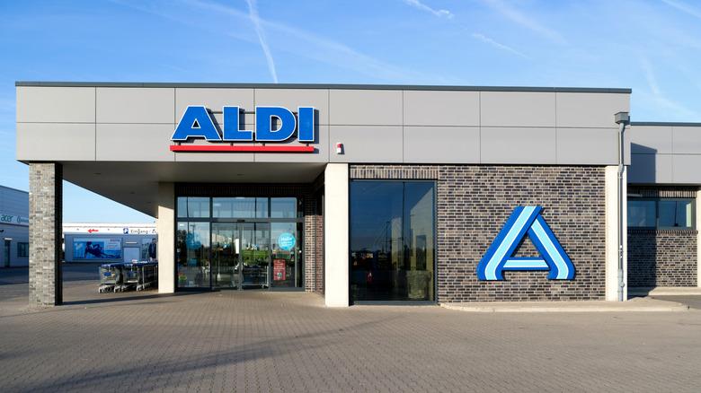 Aldi building