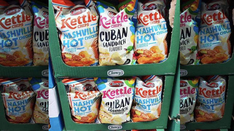 Clancy Cuban Sandwich Kettle Chips