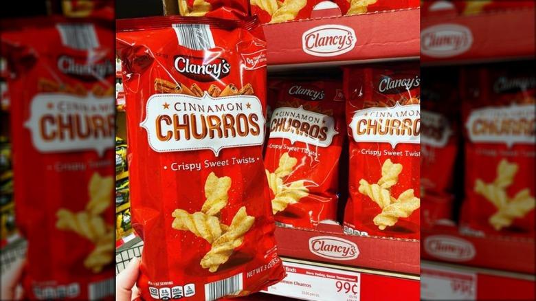 Aldi Churro Twists