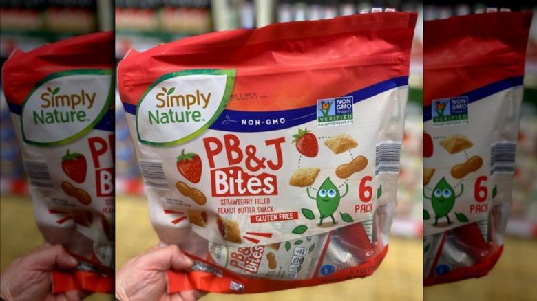 Aldi PB&J Bites