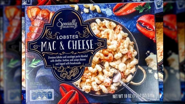 Aldi lobster mac & cheese