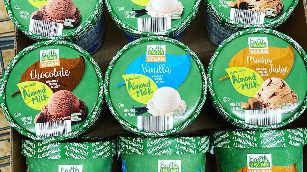 Aldi Almond Milk Ice Cream