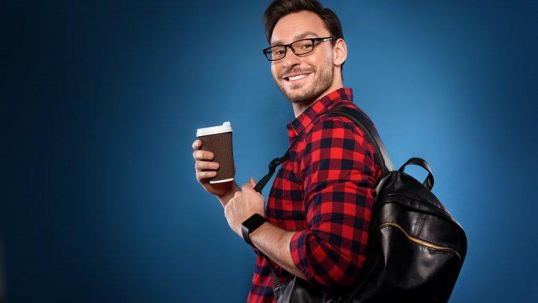 coffee guy