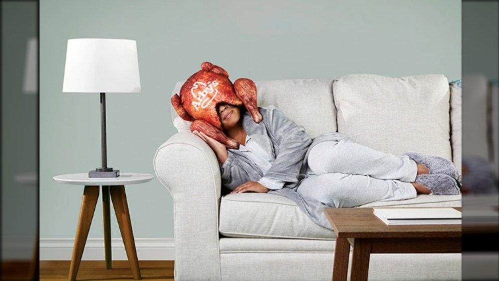 Arby's Deep Fried Turkey Pillow