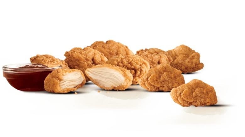 Arbys chicken nuggets