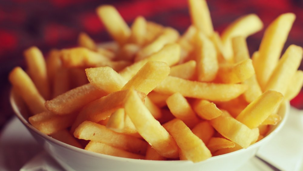 Awesome restaurants that have mediocre fries