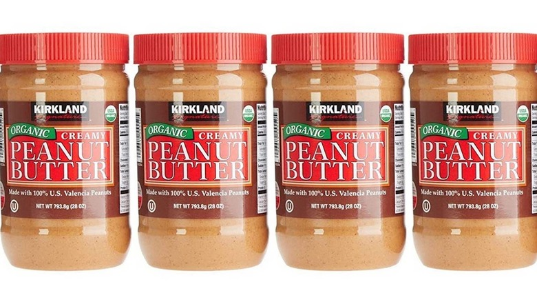 Kirkland Signature Organic Peanut Butter