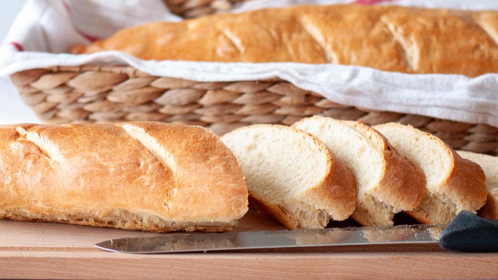 baguette recipe bread