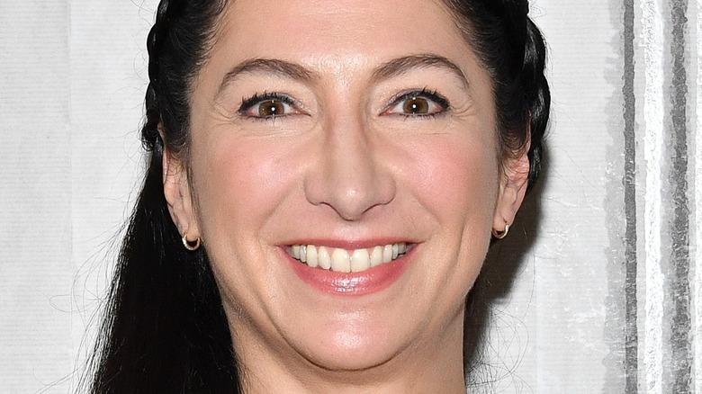 Gesine Bullock-Prado smiling