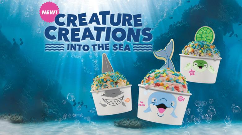 Baskin-Robbins Creature Creations
