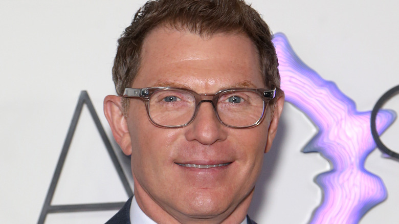 Bobby Flay in glasses