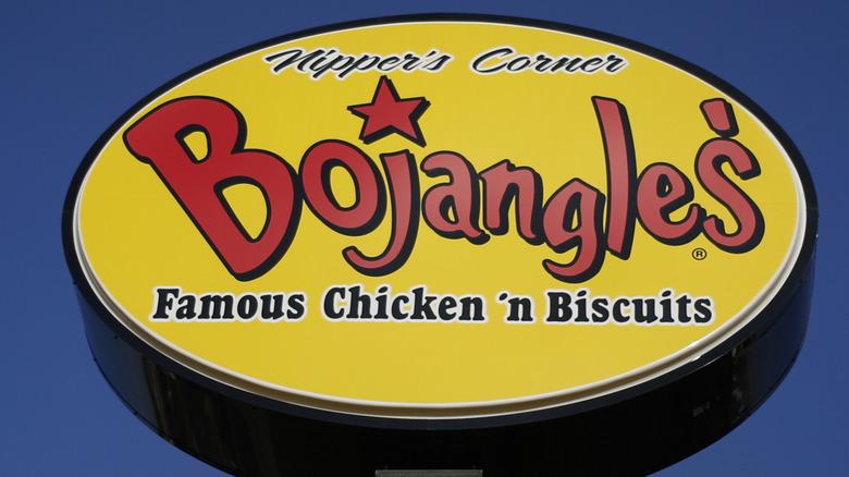 Bojangles signage