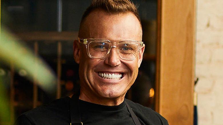 Top Chef's Brian Malarkey