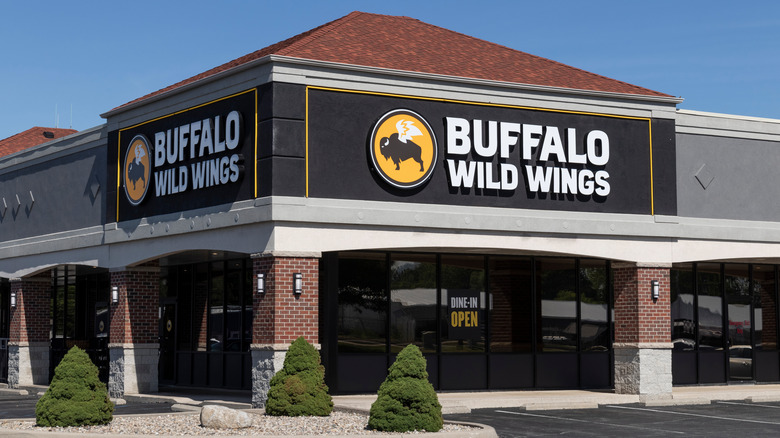 A Buffalo Wild Wings location
