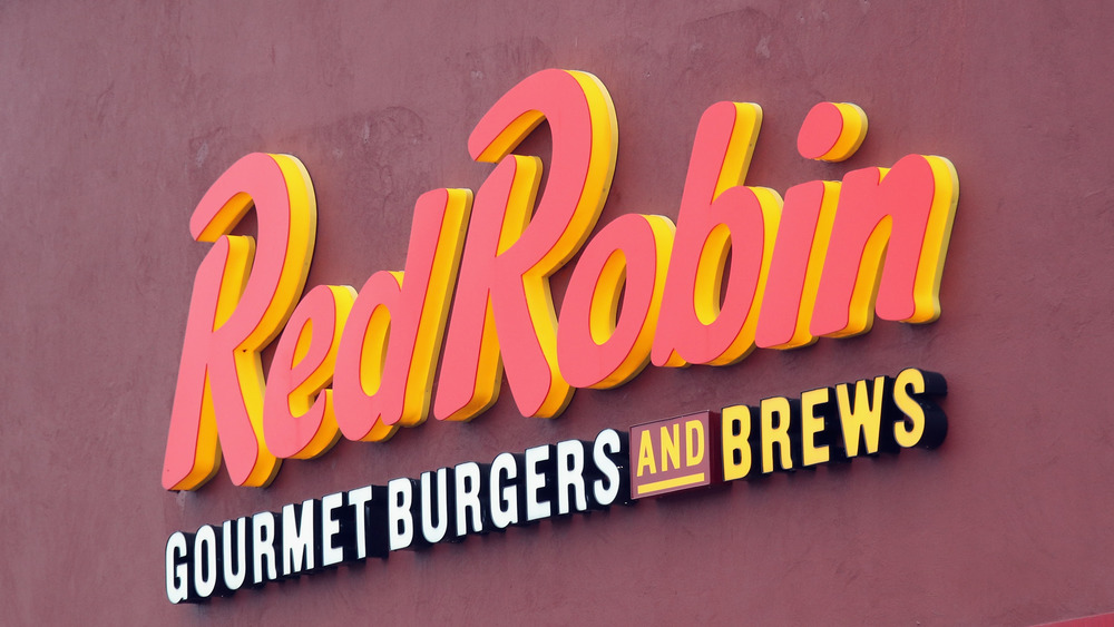 Red Robin burger chain