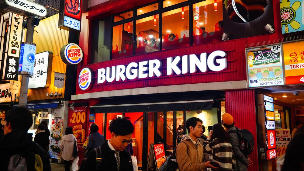 Tokyo Burger King