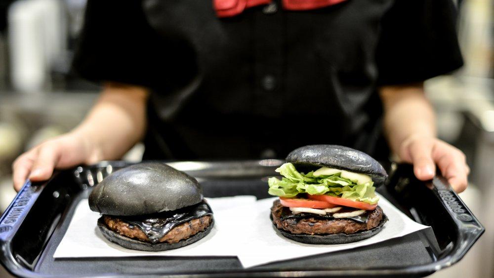 Burger King Japan employee