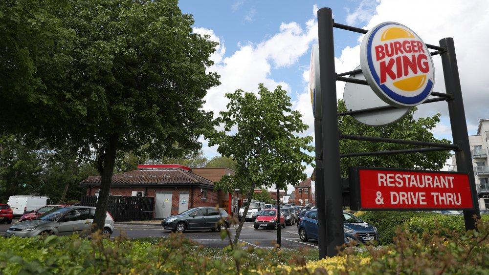 Burger King location