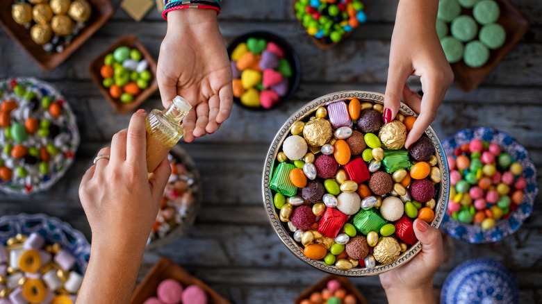 Bowl of candies