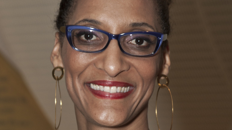 Chef Carla Hall smiling