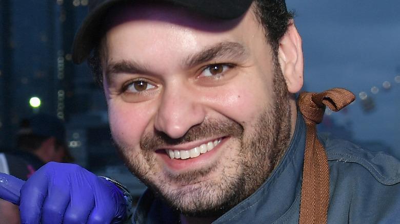 Chef Matt Abdoo smiling