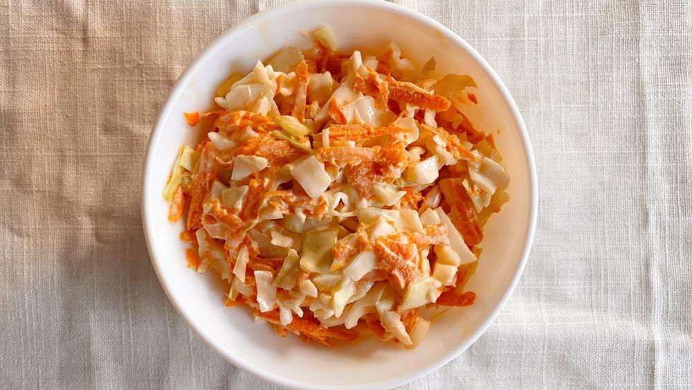 Chick-fil-a copycat coleslaw