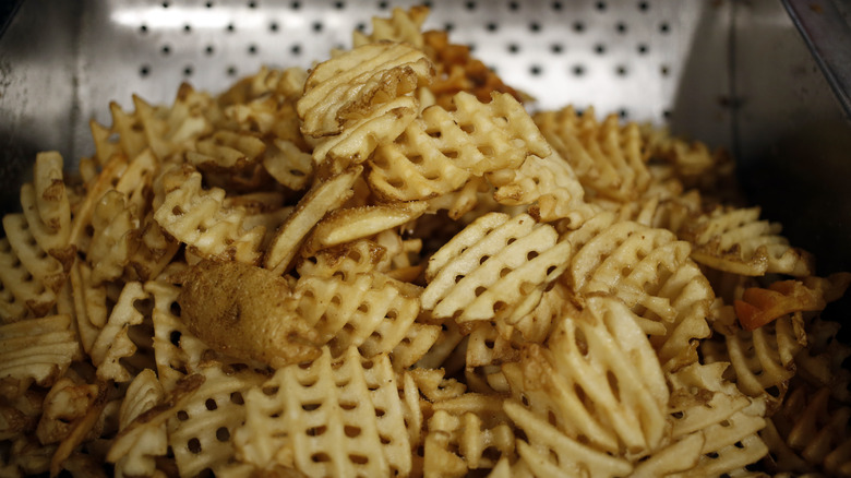 Chick-fil-a fries