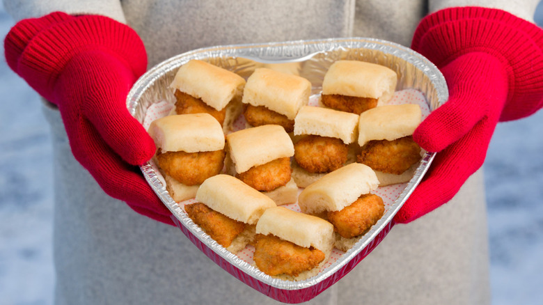 Chick-fil-A's Valentine's Day box