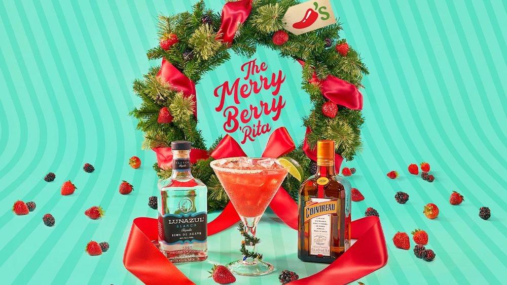 Chili's Merry Berry 'Rita