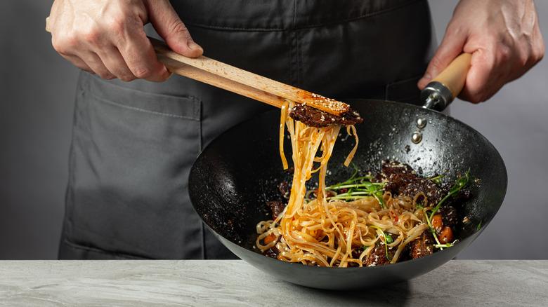 wok recipe