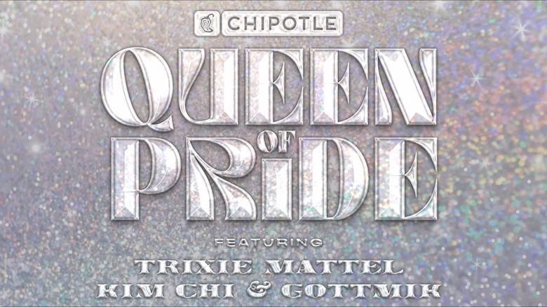 Queen of Pride event