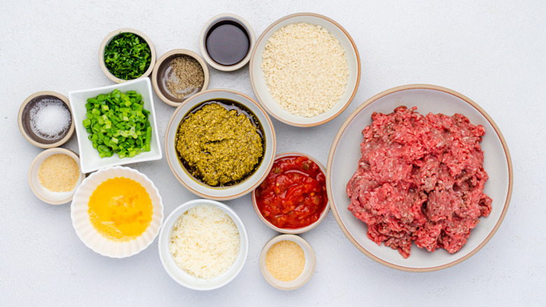 classic meatloaf recipe with a twist ingredients