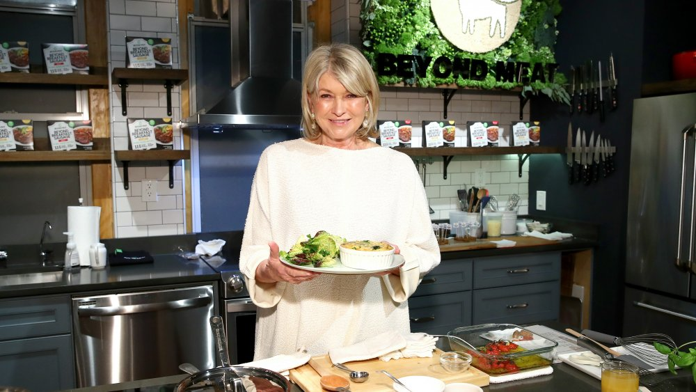 Controversial things about Martha Stewart