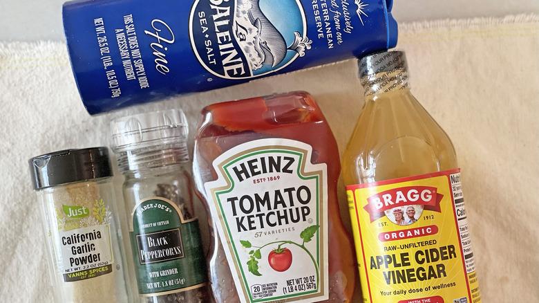 Copycat Arby's sauce ingredients