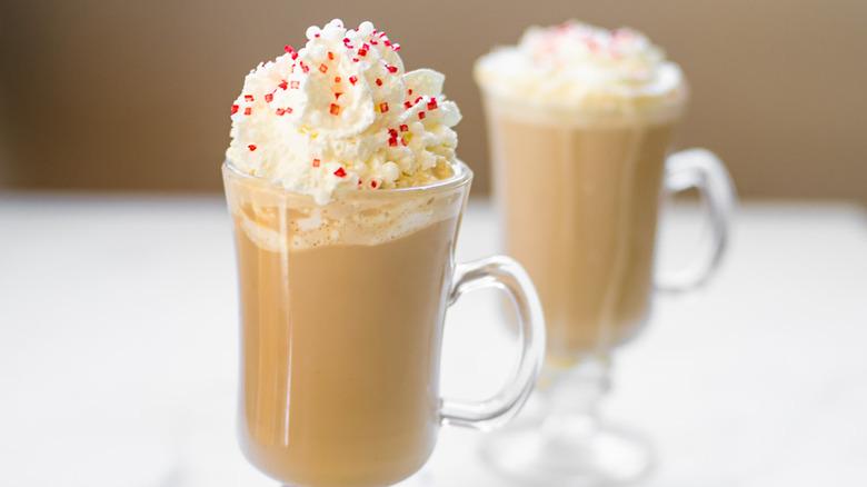 Copycat Starbucks Toasted White Chocolate Mocha