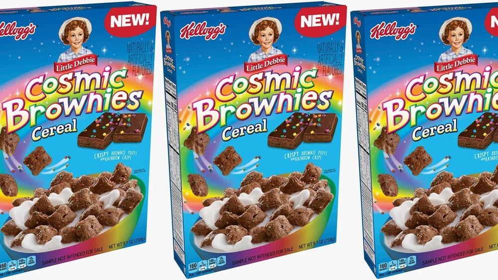 Cosmic Brownie Cereal
