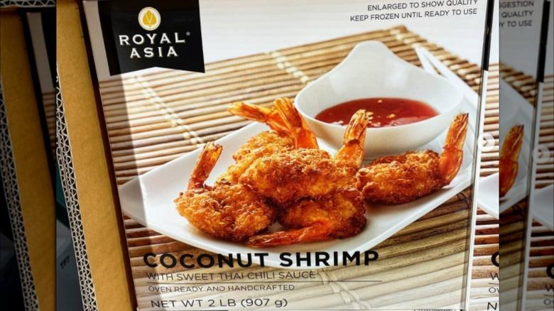 Dvisive Costco Royal Asia Coconut Shrimp