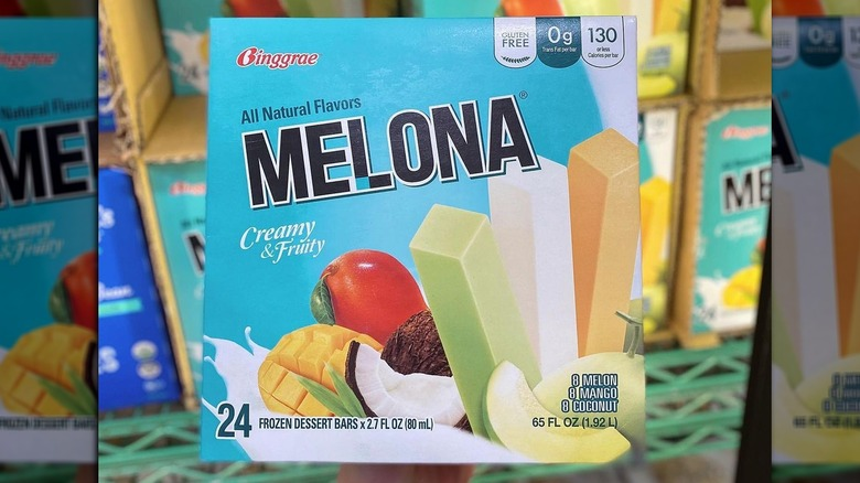 Costco's Melona pops