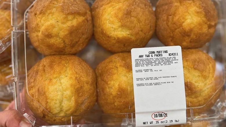 Costco corn muffins