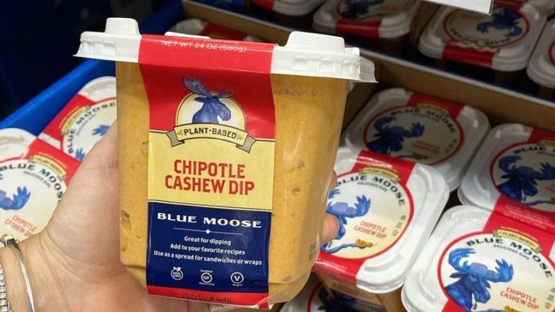 Blue Moose Chipotle Cashew Dip