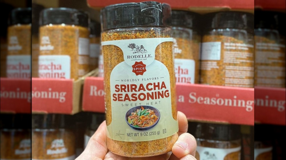 Costco dry sriracha seasoning